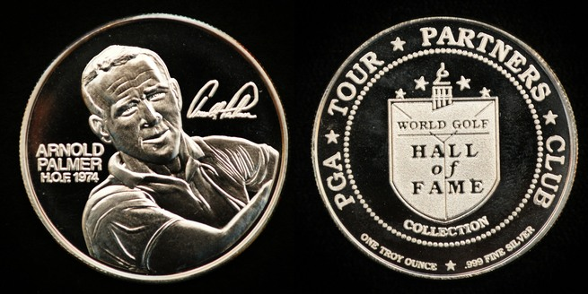 Arnold PALMER Callaway Golf Club Set